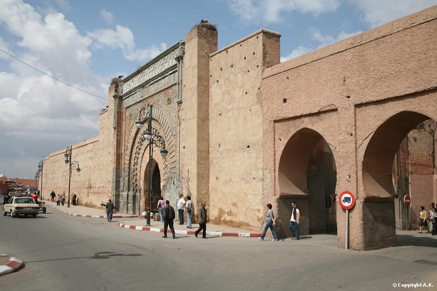 Bab Er Robb porte marrakech