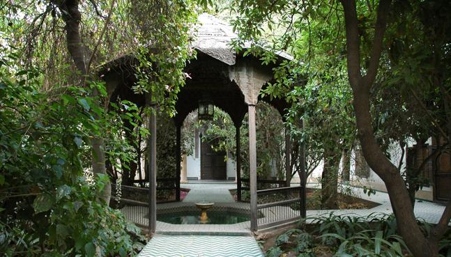 Musée Dar Si Saïd à Marrakech