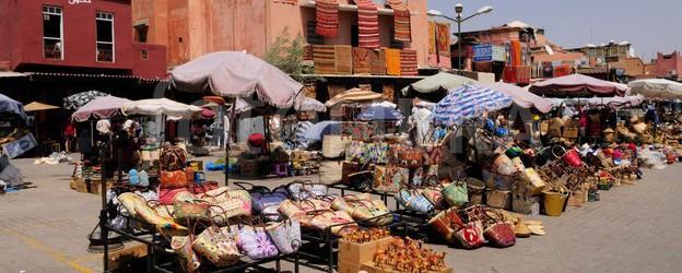 La Place Rahba Kedima à Marrakech