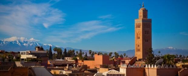 Les monuments de Marrakech