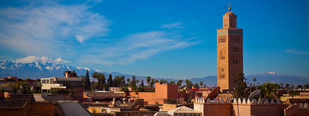 La Koutoubia à Marrakech