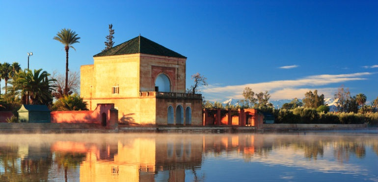 Les monuments de marrakech - Les jardins de l agdal marrakech ...