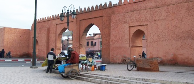 porte Bab Doukkala