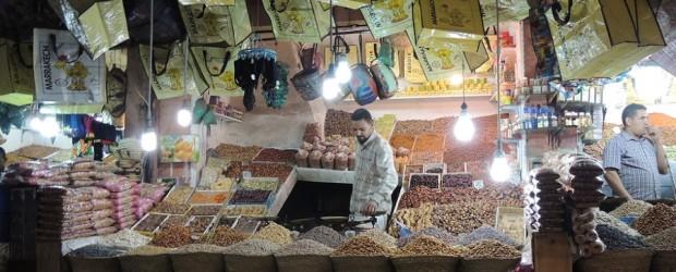 Les souks de Marrakech, espaces de promotion de l'art marocain