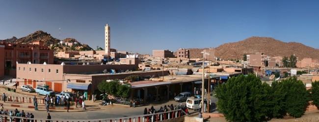 A la découverte de la ville de Tafraoute et ses trésors