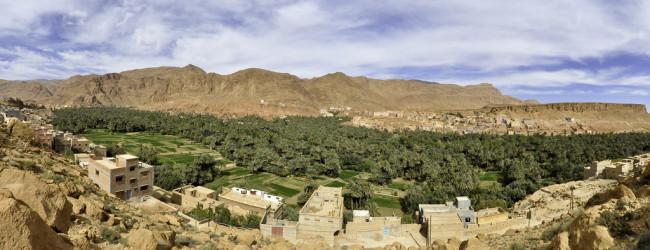 Le chemin des casbahs dans la vallée du Drâa
