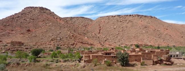 Un heureux détour vers les villages berbères du Haut Atlas